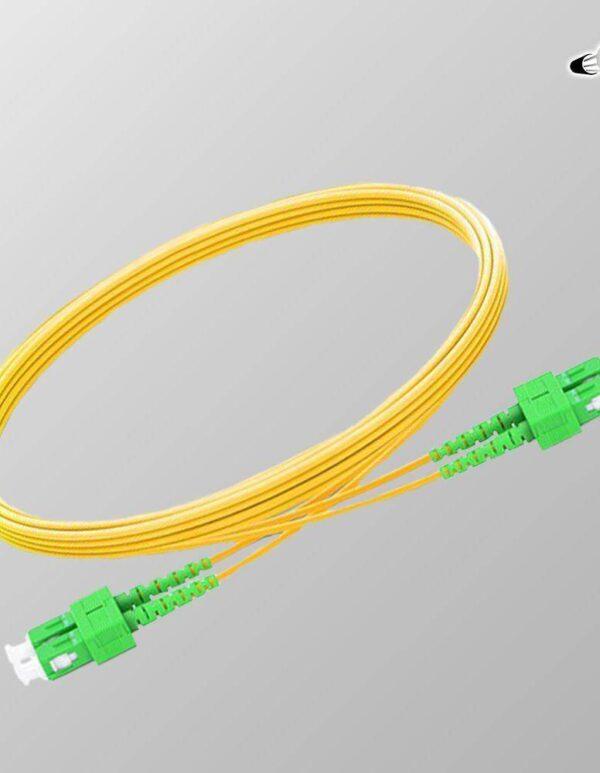 Jumper SC APC-SC APC OS2 Duplex 1m