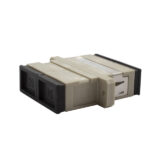 Acoplador fibra optica SC PC Duplex Multimodo