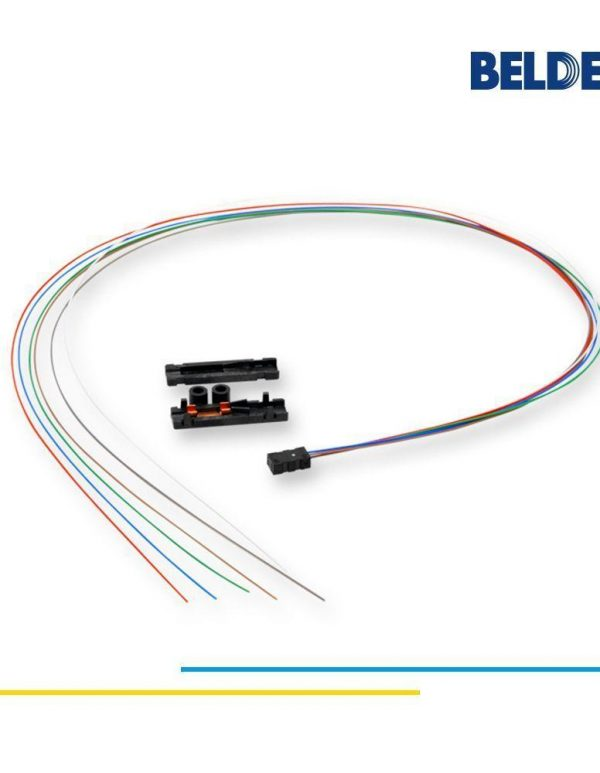 Breakout Kit, 6-Fiber with 36 inches