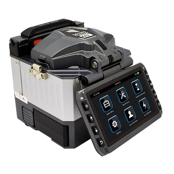 fusionadora fiberfox mini 6