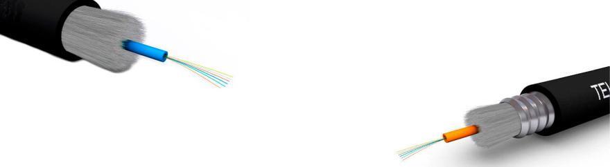 fibra óptica monomodo